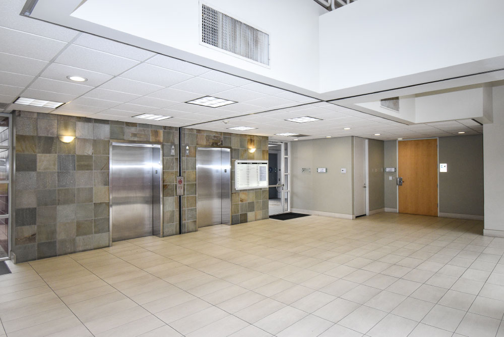 Mission Valley Lobby