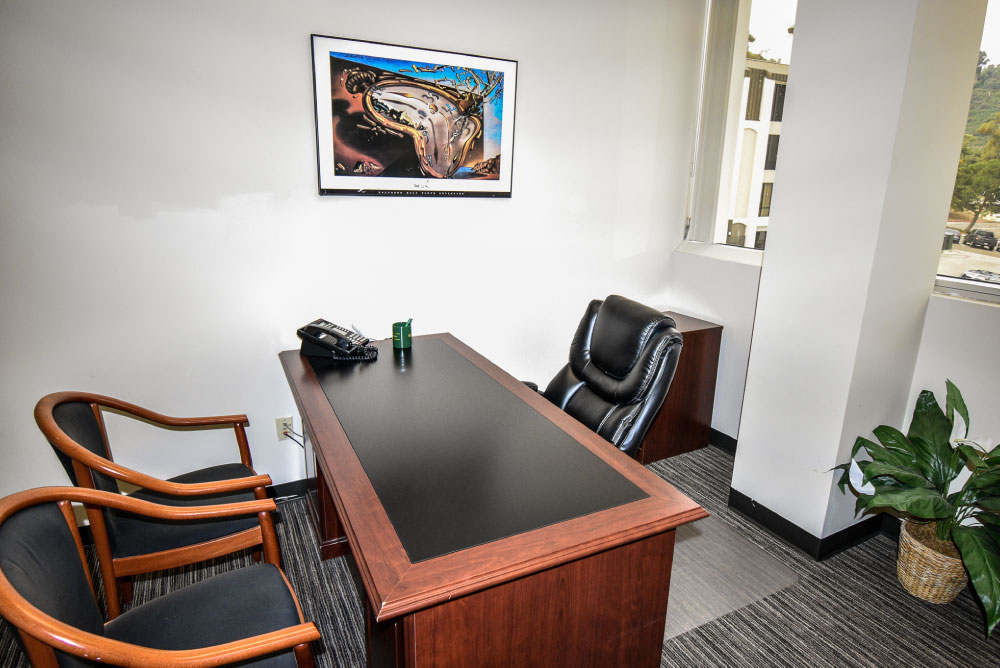 Mission Valley Furnished Office