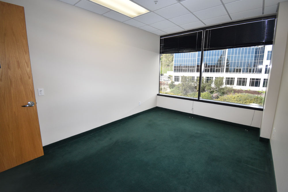Rancho Bernardo Empty Office